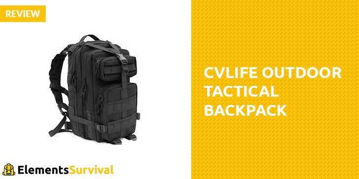 3f26047a9b CVLIFE Outdoor Tactical Backpack Military Rucksacks Review