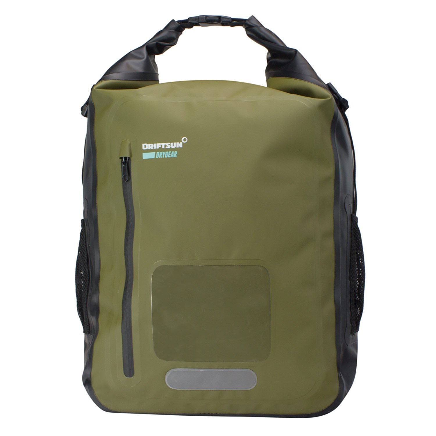 Driftsun Dry Gear Roll-Top Waterproof Backpack