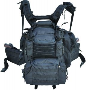 Explorer Tactical Gun Concealment Backpack Review