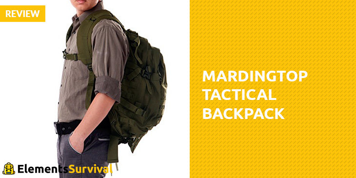 Mardingtop Tactical Rucksack   Assault Pack Review c69c715601818