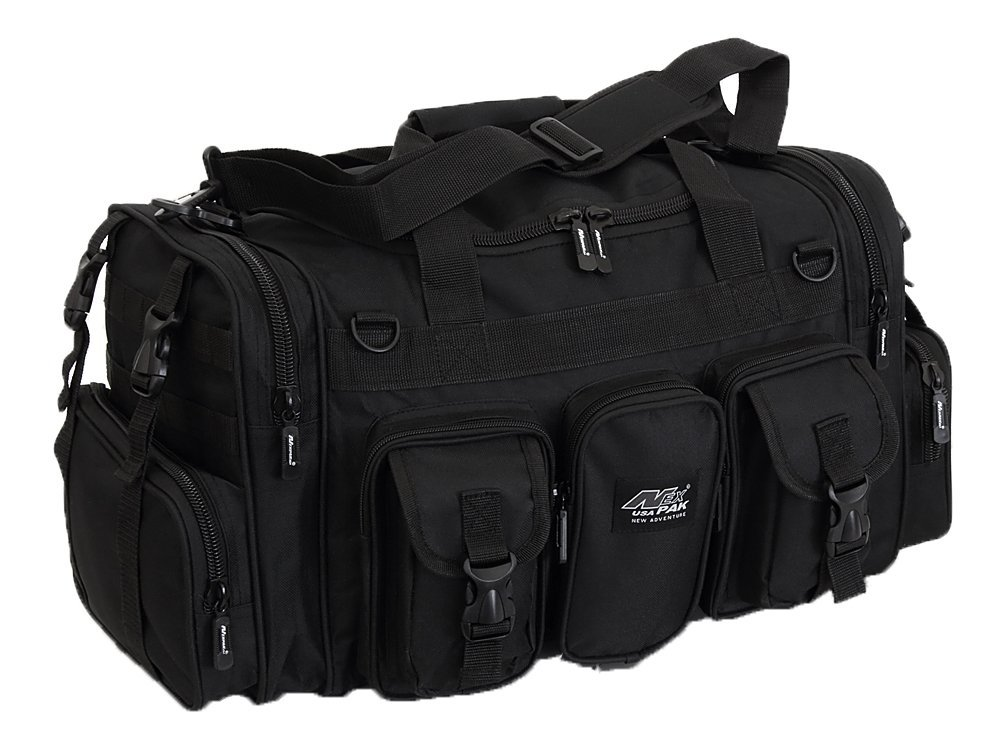 Mens Large 22 Inch Military Tactical Travel Bag