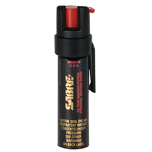 pepper spray