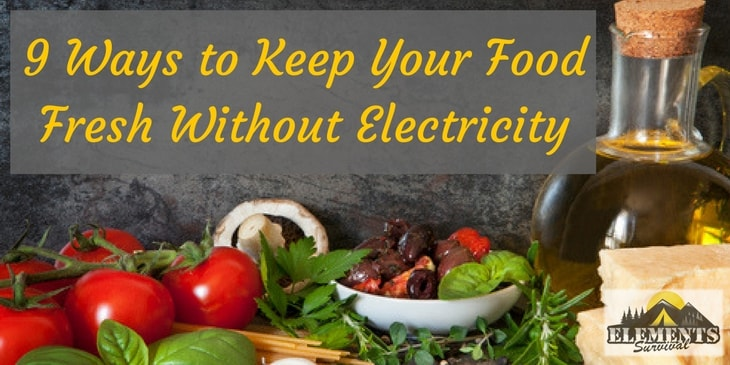 9 Ways to Keep Your food fresh