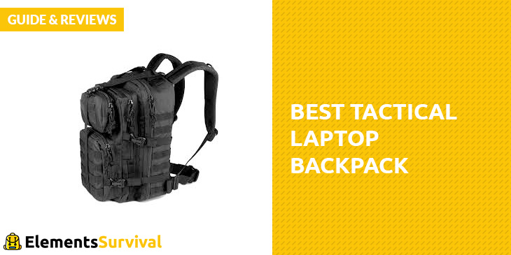 Best Tactical Laptop Backpack Guide Reviews Elements