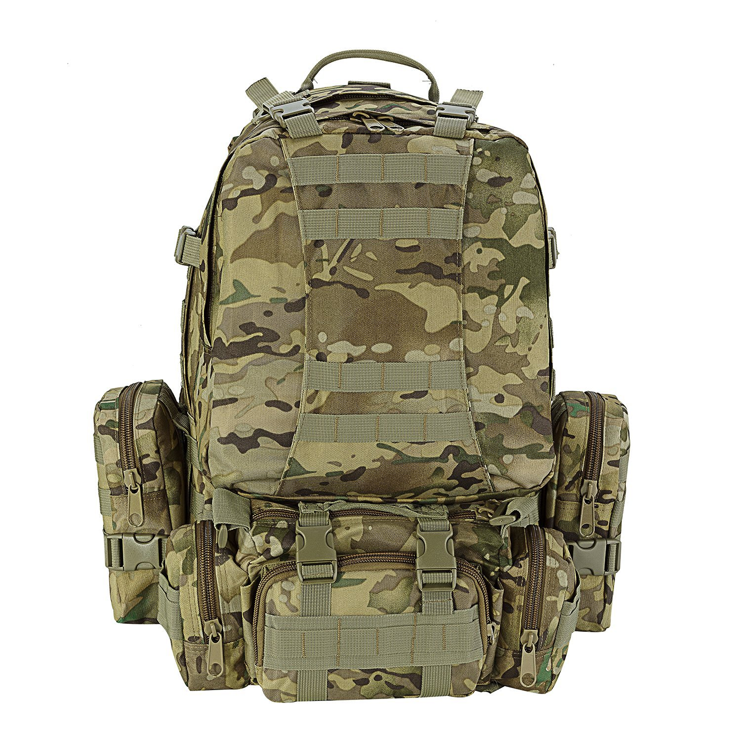 CVLIFE 50L Tactical Backpack
