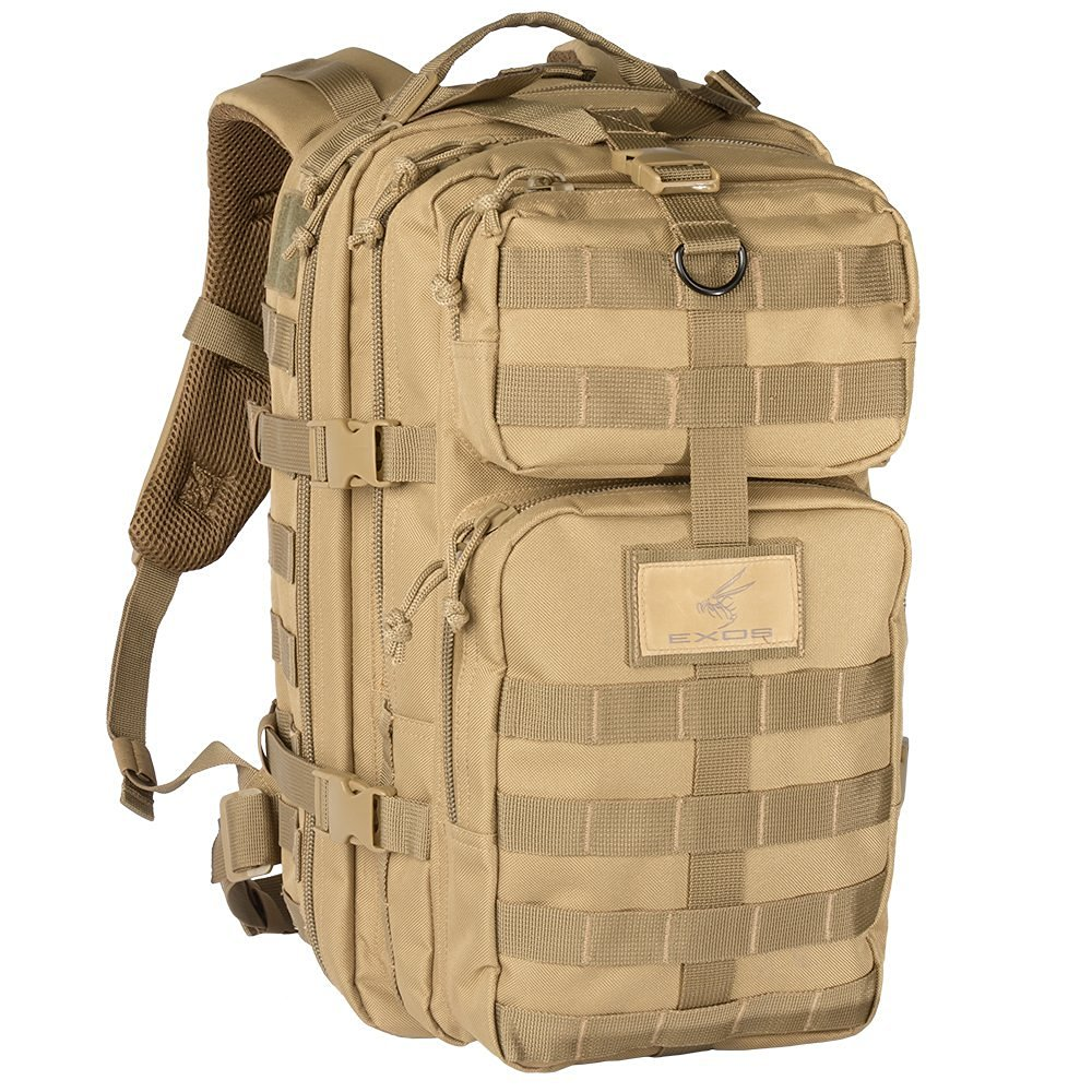 Exos Bravo Tactical Assault Backpack Rucksack