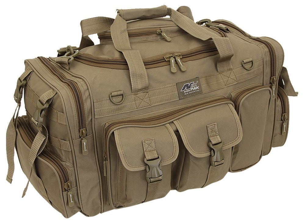Mens Large Military Tactical Travel Bag