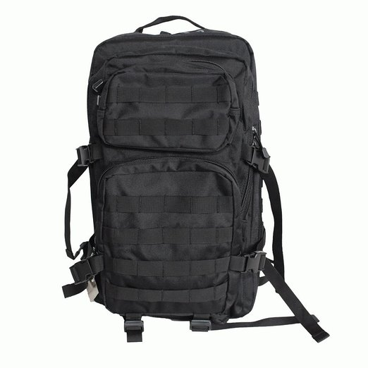 Mil-Tec Military Army Patrol Molle Assault Pack Tactical Combat Rucksack Backpack