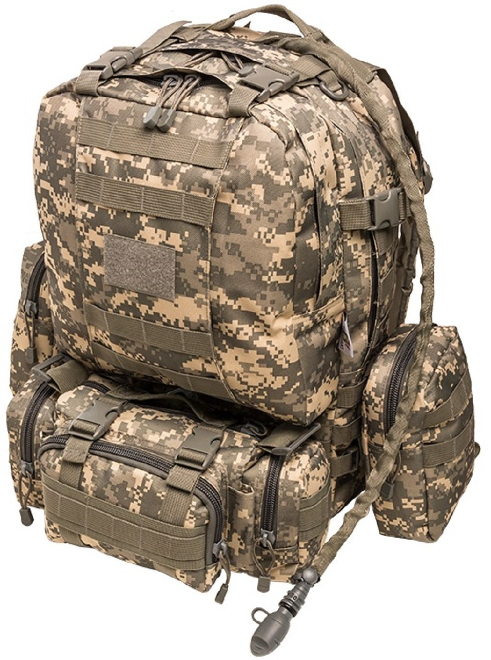 Monkey Paks Tactical Backpack Bundle