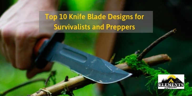 Knife Blade Designs
