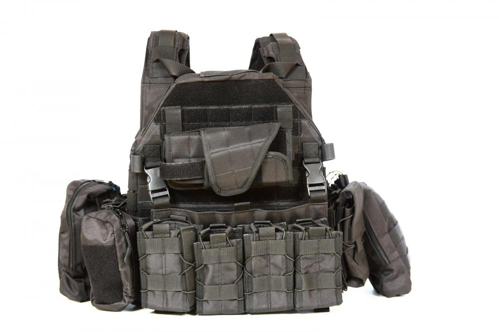 Chest rig and vest